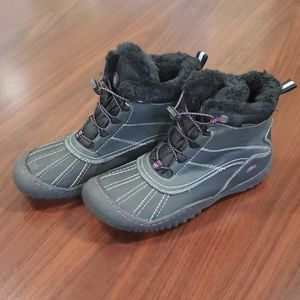 JBU Pullman Ankle Boots
